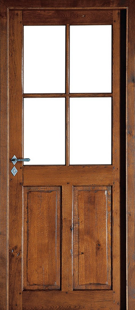 Porte d 39 interieur 83 ligne authentique modele soprano var for Porte interieure originale